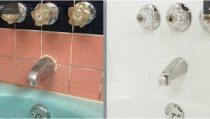Reglaze Tub before or after Tile Refinished Bathtubs Countertops Resurfaced Tile Reglazing