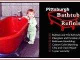 Reglazing Bathtubs Near Me Pittsburgh Bathtub Refinishing
