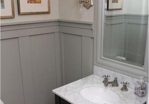 Remodel Bathtub Walls Image Result for Gray Half Wall Paneling