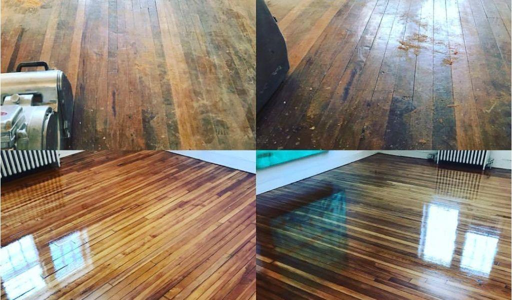 Renew Hardwood Floors Without Sanding Winsome Refinishing Hardwood
