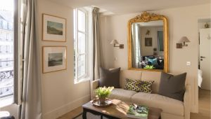 Rent Heat Lamps London Place Dauphine One Bedroom Apartment Rental Paris