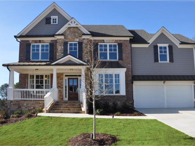 Rent To Own Homes In Atlanta Ga The Walk At Brookwood In