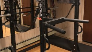Rogue Squat Rack with Pull Up Bar Sml 1 to Full 70 Rack Conversion Album On Imgur