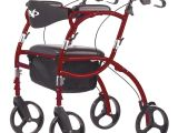 Rollator Transport Chair Combo Amazon Com Hugo Navigator Combo Rollator Walker Transport