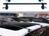 Roof Bike Rack Honda Crv 48 Universal Roof top Rack Rail Cross Bars Cargo Carrier for Suv