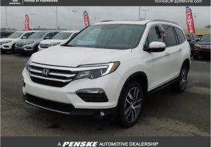 Roof Rack for Honda Pilot 2013 2018 New Honda Pilot touring Awd at Honda Of Fayetteville Serving