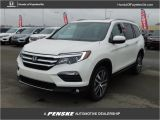 Roof Rack for Honda Pilot 2016 2018 New Honda Pilot touring Awd at Honda Of Fayetteville Serving