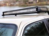 Roof Rack Light Bar Mount Custom Led Light Bar Build Part 2 Project Night Light Youtube