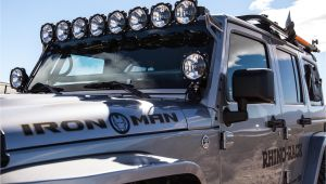 Roof Rack Light Bar Mount Led Pro6 8 Light 50 Universal Combo Led Light Bar
