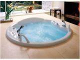 Round Jetted Bathtub Round Bathtubs