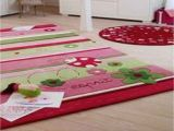 Round Pink Rugs for Nursery the Pink Rugs Dywan Carpetforyou Symphony Kids Zdjac299cie Od
