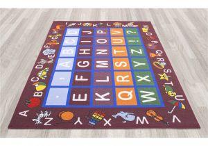 Rubber Children S Floor Mats Shop Ottomanson Jenny Babies Collection Non Slip Rubber Children S