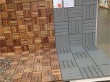 Rubber Flooring for Food Truck Ikea Deck Tiles Patio Pick Me Up Pinterest Decking Balconies
