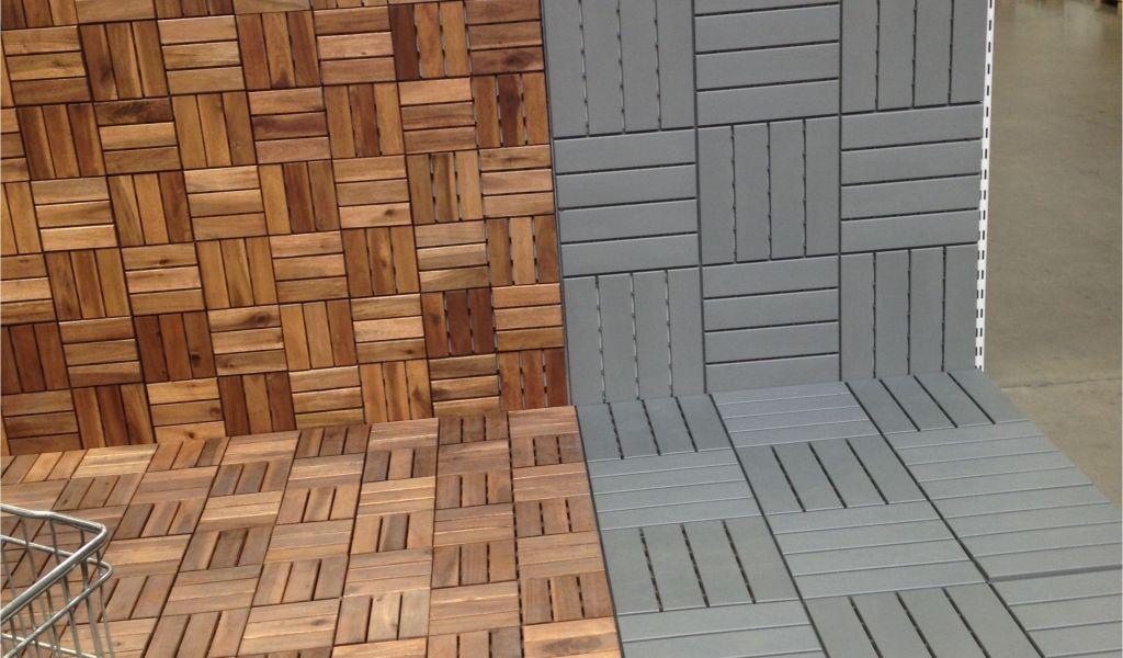 Rubber Flooring Tiles Outdoor Ikea Deck Tiles Patio Pick Me Up