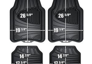 Rubbermaid Floor Mats for Cars Amazon Com Custom Accessories Armor All 78840zn 4 Piece Black All