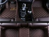 Rubbermaid Floor Mats for Cars Custom Full Set Car Floor Mats for Audi Q7 Waterproof Leather 3d