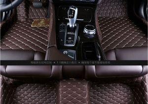 Rubbermaid Floor Mats for Cars Custom Full Set Car Floor Mats for Audi Q7 Waterproof Leather 3d