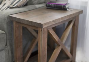Rustic Side Tables Living Room Side Table for the House Pinterest