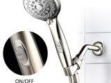 Rv Shower Head and Hose wholesale Shower Pressue Quick Valve Brass Water Control Valve Shut