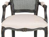 Safavieh Mercer Blue Accent Chair Mcr4576b Accent Chairs Furniture by Safavieh