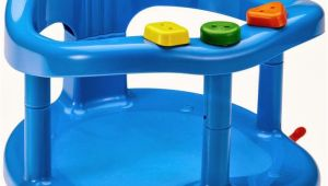 Safety 1st Swivel Baby Bathtub Seat Dark Blue Baby Bath Blue Seats with Suction Cups