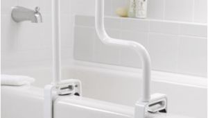Safety Bars for the Bathtub Moen Dn7005 Multi Grip Tub Safety Bar