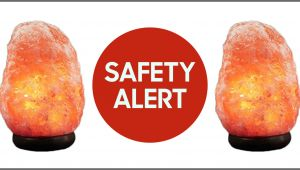 Salt Lamps at Homegoods Himalayan Rock Salt Lamps Recalled Due to Fire Risk Dangers Of