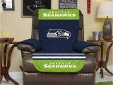 Seahawks Furniture Amazon Com Nfl Seattle Seahawks Recliner Reversible Furniture