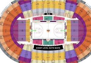 Seating at Madison Square Garden New York Knicks Rangers Seating Chart Madison Square Garden Tickpick