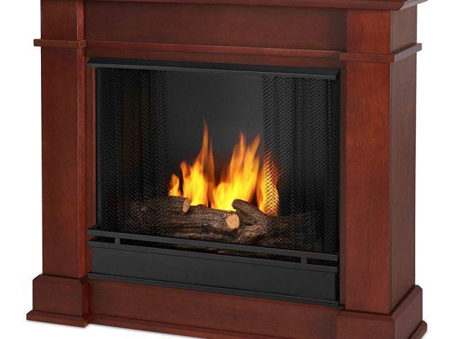 Sei Wall Mounted Gel Fuel Fireplace Shop Amazon Com Gel Fuel