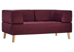 Serta sofas at Target Homelegance Kedzie Mid Century Modular Loveseat Inspire Q Mid