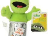 Sesame Street Rag Doll Amazon Com Enesco Sesame Street 5 Oscar the Grouch Beanbag Gund