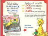 Sesame Street Rag Mop Sesame Street Book and Audio Sets Discography Muppet Wiki Fandom