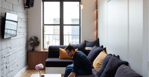 Sheffield School Of Interior Design Nyc Lifeedited Nyc Smart Micro Apartment 2 Idesignarch Interior