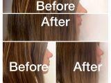 Shimmer Lights Purple Shampoo Purple Shampoo Shimmer Lights by Clairol On Brunette Ombre Hair