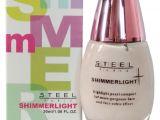 Shimmering Lights Conditioner Steel Paris Cream Foundation Shimmer Light 30 Gm