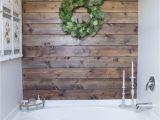 Shiplap Siding Interior Walls Cost Walking the Plank Master Bathroom Progress Pinterest Planked