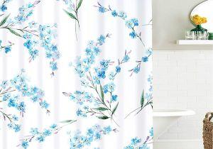 Shower Curtains 80 Inches Long Amazon Com Get Orange Leaves Green Trees Leaf Flower Bath
