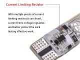 Shunted Vs Non Shunted Lamp Holders Amazon Com Katur T10 194 Led Bulb Rgb Car Remote Controller