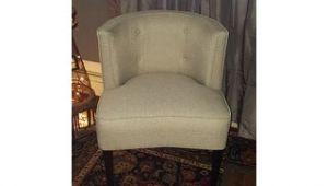Sierra Off White Accent Chair Shop Maison Rouge Sierra F White Accent Chair Free