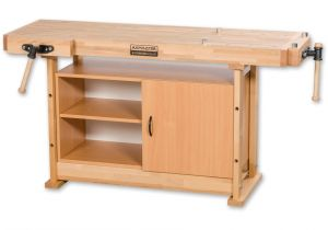 Sjobergs Woodworking Bench Axminster 1700 Workbench Storage Cupboard Package Deal