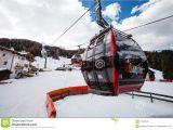 Ski Lift Chair for Sale Colorado Ski Lift Gondola Skiing Holidays ortisei northern Italy Editorial