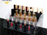 Slatwall Cigarette Racks Jinbao Oem Odm Slat Wall Acrylic Cigarette tobacco Display Racks