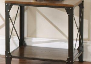 Slumberland Chairside Table Natalie End Table