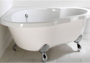 Small Clawfoot Bathtubs $3712 Clawfoot Tub W Jets Bathroom Ideas