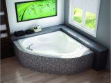 Small Jacuzzi Bathtubs Small Corner Bathtub Dimensions