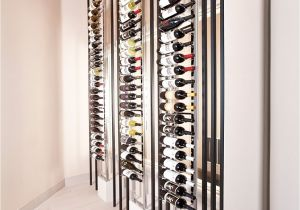 Small Metal Wall Wine Rack Space Saving Wine Rack Wall Wine Rack Metal Wine Rack