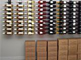 Small Metal Wall Wine Rack Wall Wine Rack Visioracka Module 1 Vertical Pinterest Wine