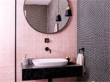 Small Round Bathtubs Australia How to Design A Super Stylish Tiny Bathroom Realestate
