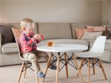 Small Table and Chairs for toddlers Uk Mocka Belle Table Kids Replica Furniture Mocka